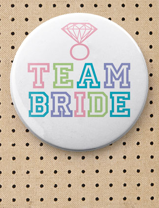 Hen Do Badges