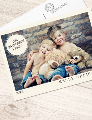 Photo <br />Christmas Cards
