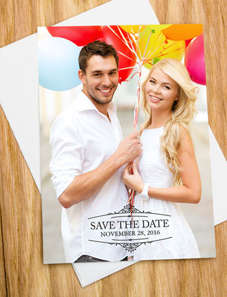 Send Save the Dates