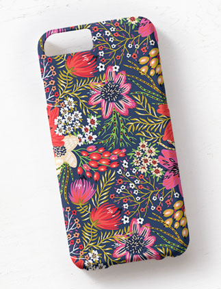Floral iPhone 6 Cases