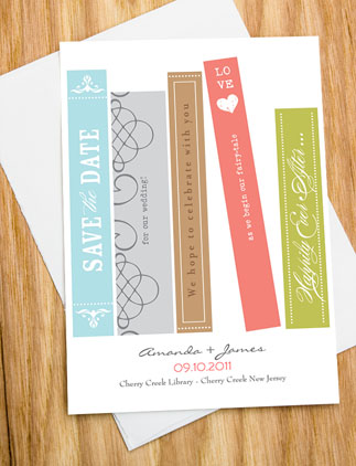 Quirky Wedding <br /> Invitations
