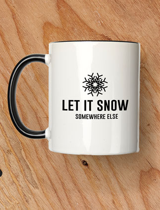 Funny Winter Mugs