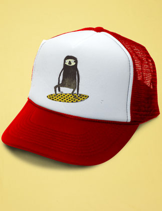 Browse the Animal Caps Collection and personalize by colour, design, or style.