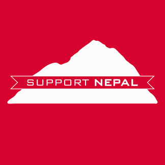 Support Nepal at Zazzle